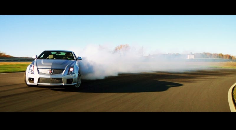 This Is Why We Love The Cadillac CTS-V Coupe