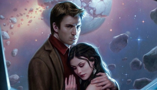Here's what happened in the Firefly universe after Serenity