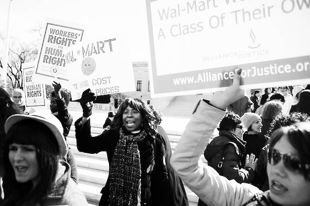 How The Wal-Mart Women Lost