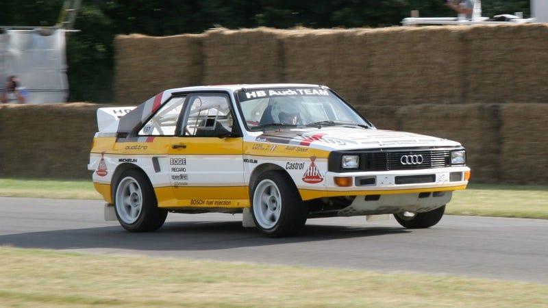 Audi Sport Quattro gallery