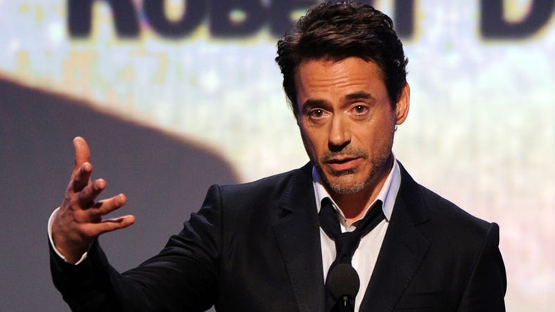 Did Robert Downey Jr. Really Just Accuse Kirk Douglas of a Brutal Rape?