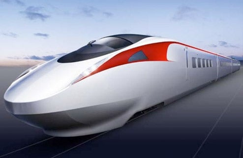 217MPH Japanese Train Will be Good For the Environment, Going 217MPH