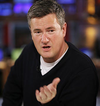 MSNBC Suspends Joe Scarborough over Political Donations