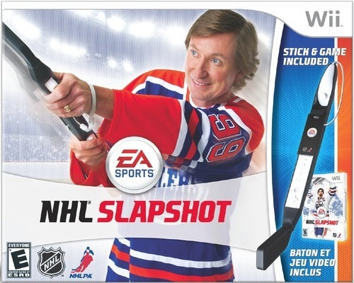 NHL Slapshot Box Goes Top Shelf With The Great One