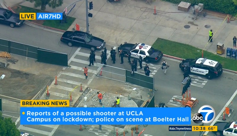 At Least Three People Dead in UCLA Murder-Suicide