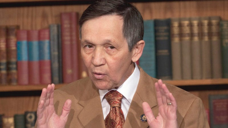 Dennis Kucinich Settles Olive Attack Lawsuit