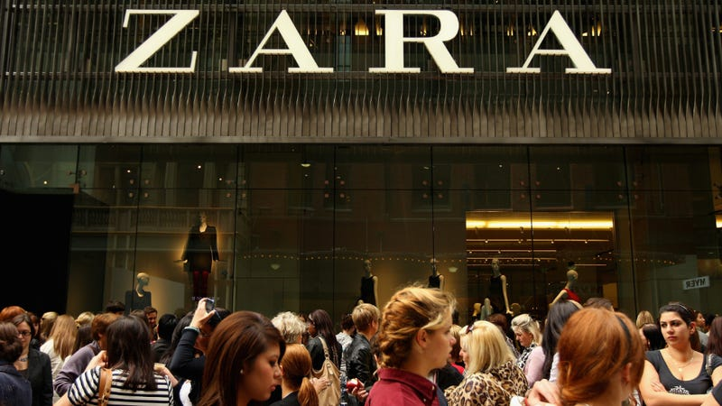 Zara Commits to Taking the Toxic Chemicals Out of Its Clothes — By 2020