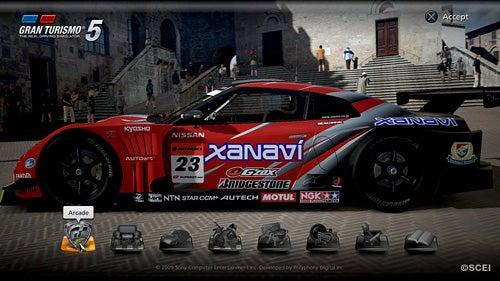 Gran Turismo 5 Details Race Into Gamescom
