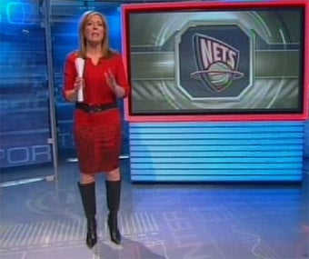 Knee-High Boots Can Still Be Found On SportsCenter Set