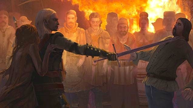 The Witcher's Fourth Act Takes RPGs to the Next Level