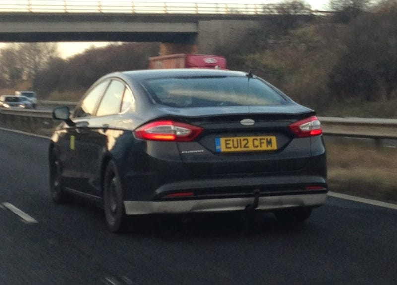Is Ford Going To Drop The Mondeo Name?