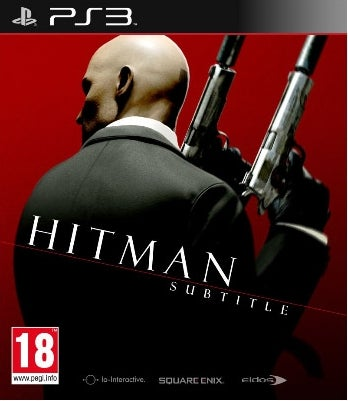 Marketing Survey Leaks Cover Art for 'Hitman: Subtitle'