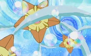 Staryu by Seurat!? Pokemon One a Day!