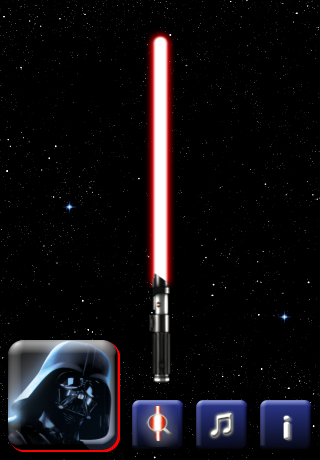 PhoneSaber Strikes Back, Returns as LightSaber Unleashed