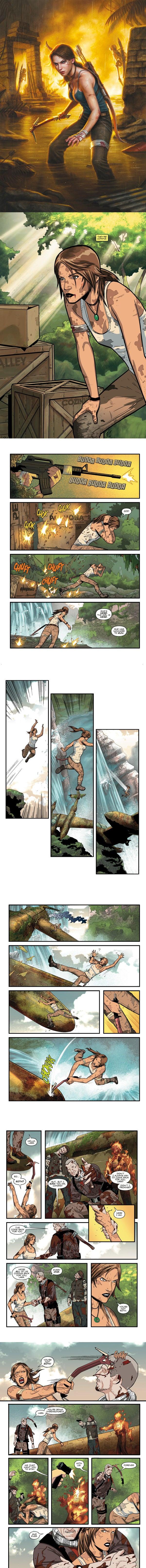 The Next Tomb Raider Story Starts Here