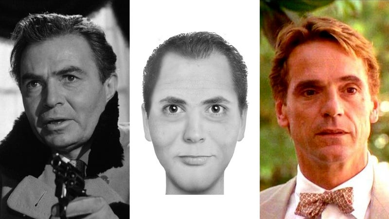 Which Actor Looks Most Like the Composite Sketch of Literature's Most Famous Pedophile?