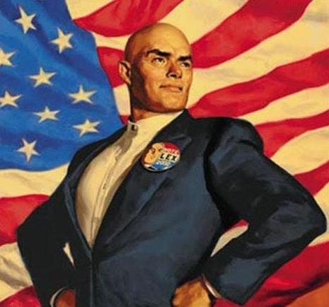 Superman Finally Kicks Lex Luthor To The Curb?