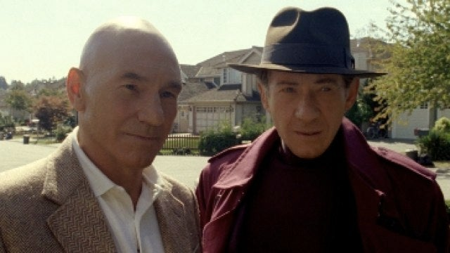 Patrick Stewart and Ian McKellen Officially Cast in X-Men: Days of Future Past