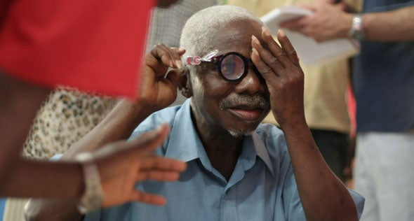 How Oil-Filled Lenses are Bringing Sight to Those in Need
