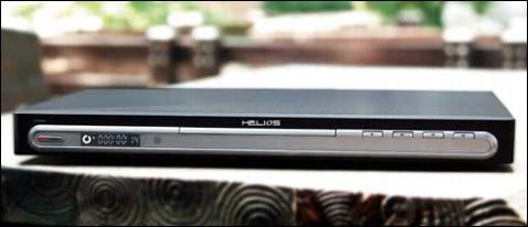 Helios High-Def DVD Player