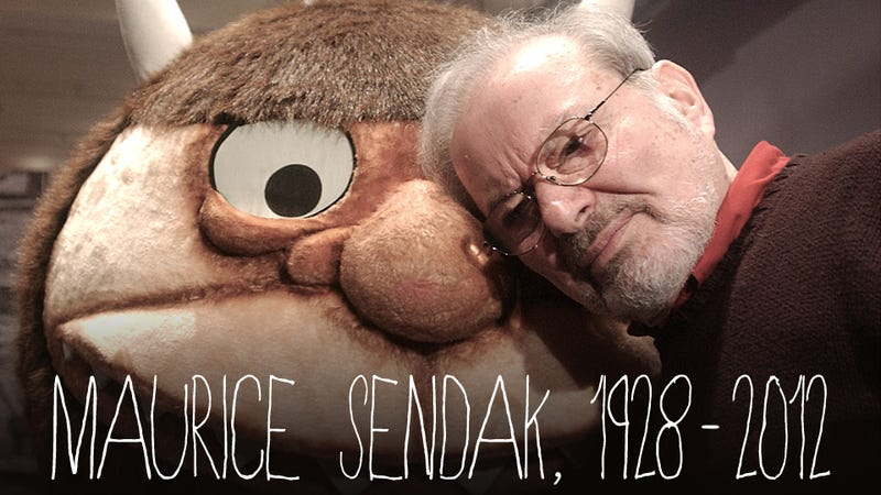 Maurice Sendak Had Little Tolerance for Bullshit, and Other Fond Memories