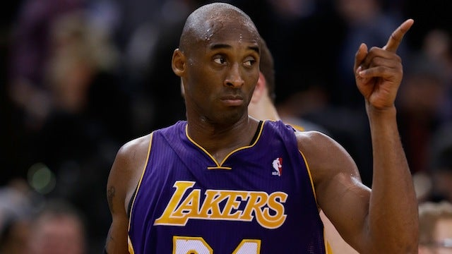 """If You Use """"Gay"""" As An Insult, Kobe Bryant Might Call You Out On Twitter"""