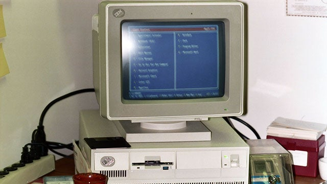 What Do You Miss About the Old Days of Computing?
