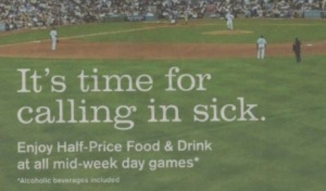 The Dodgers Are Concerned Enough About Fan Violence To Offer Half-Priced Booze At Six Upcoming Games