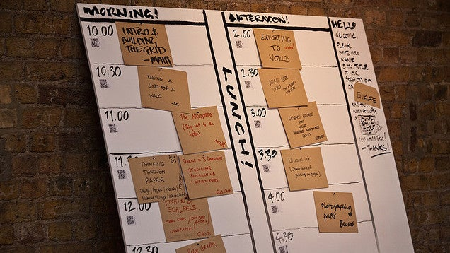 Schedule Your Day Backwards to Get Everything Done in a Timely Manner