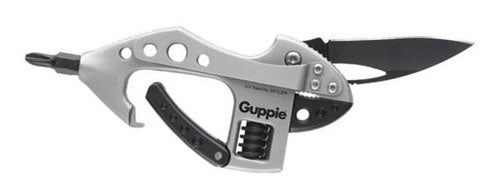 Guppie Multi-Tool Fixes or Kills Everything