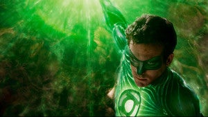 Party like a Green Lantern!