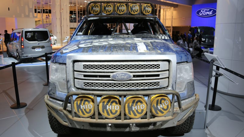 Cool Trucks You Might Miss At The Detroit Auto Show