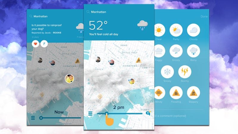 Sunshine, the Gorgeous iOS Weather App, Is Now Out on Android
