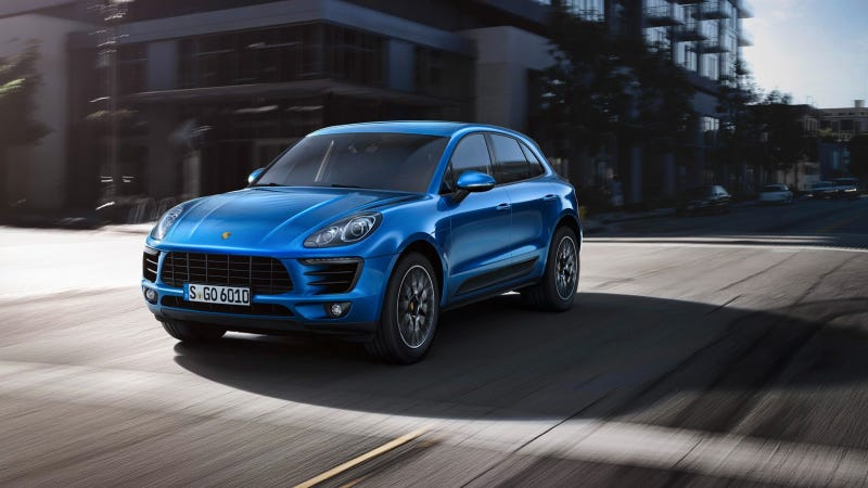 Porsche Macan To Get Four-Cylinder VW Group Engines