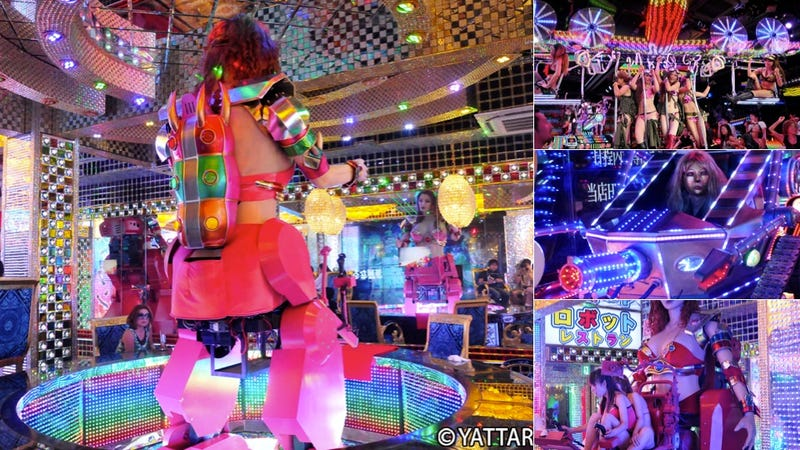 This Robot Restaurant Review Doesn't Answer This: How's The Food?