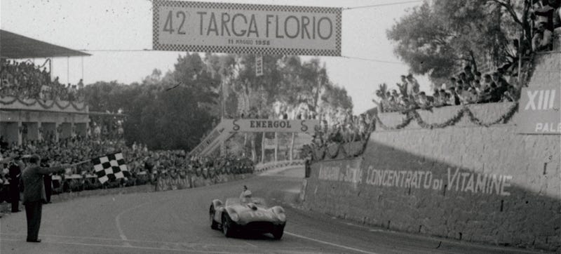 How The Old Targa Florio Lives On In A Special Way