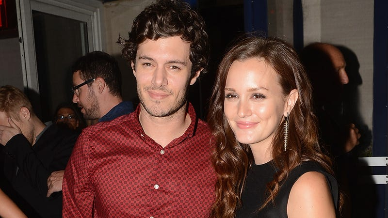 Seth Cohen and Blair Waldorf Are Engaged