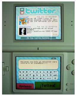 DSTwitter Proves DS Users Need To Share Intimate Details Too
