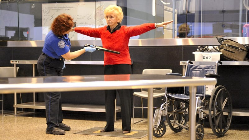 TSA Screenings to Be Slightly Less Gropey