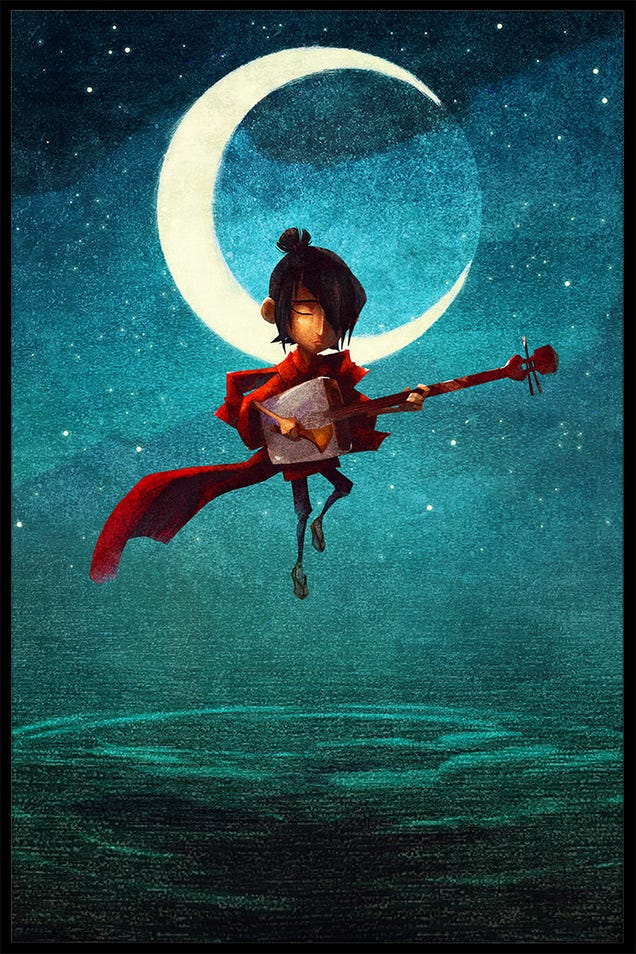 First Look At LAIKA's Next Movie, Kubo And The Two Strings