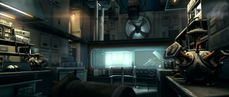 New Wolfenstein Screens Show That Life is Hell When Nazis Run Things