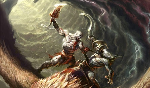 God Of War Slaying The Comic Book Medium