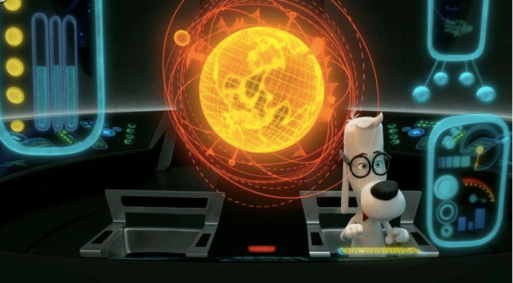 Rebooted Mr. Peabody & Sherman movie is disarmingly adorable