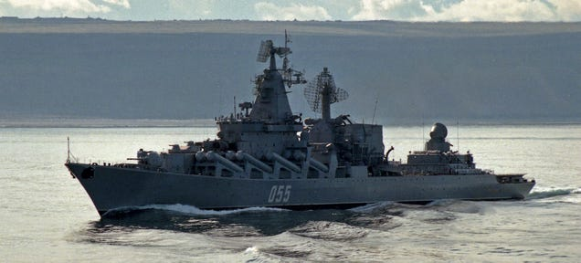 Russia Annexes And Deploys Forces To Tiny But Strategic Arctic Island
