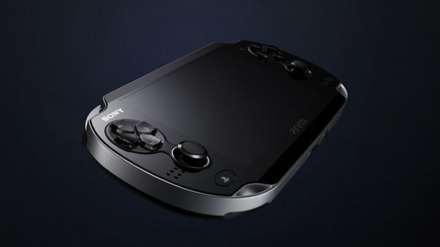 The Playstation Vita Will Have Support For Skype and Foursquare