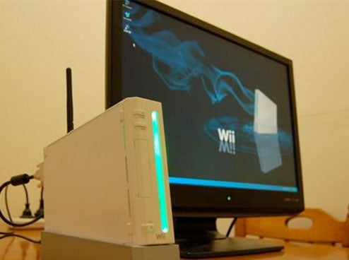 PC In a Nintendo Wii Looks as Cool as a Nintendo Wii