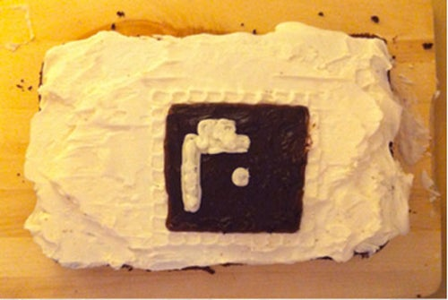 You'll Never Guess What This AR Cake Is Hiding