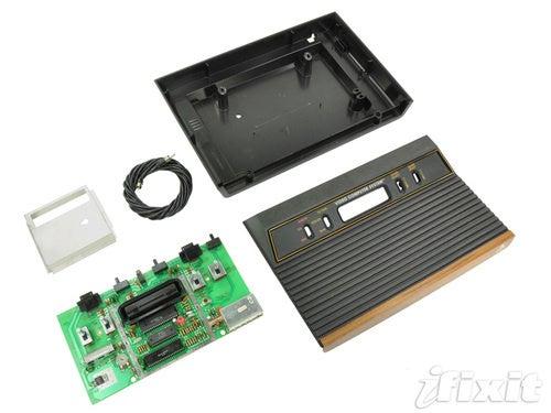 What's Inside An Atari 2600?