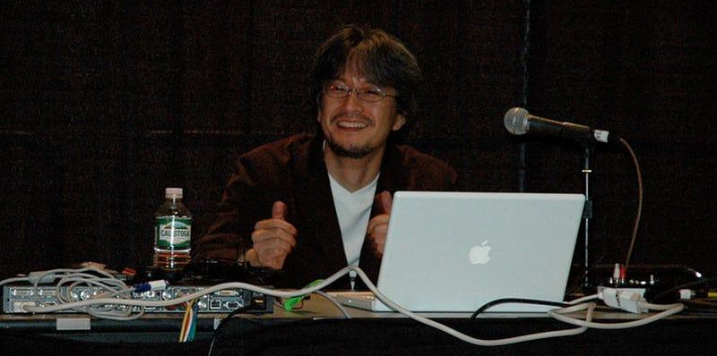 Zelda Producer Won't Quit Til He Betters Ocarina of Time