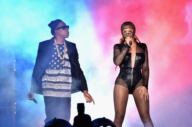 Beyonce and Jay-Z Fed Their Crew Venture-Backed Grilled Cheese